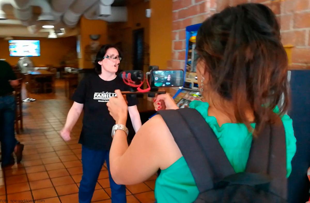 Estabilizador Para Grabar Vídeo Reportajes Con El Móvil