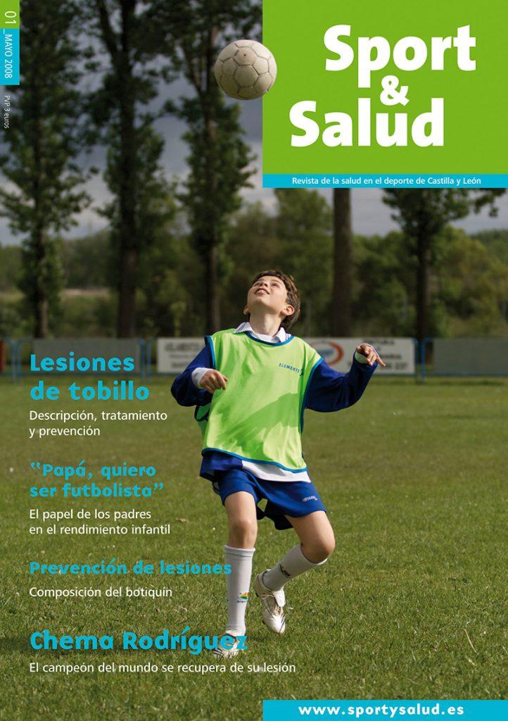 Portada Sport y Salud N1