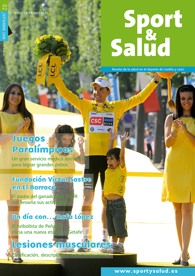 Portada Sport y Salud N2