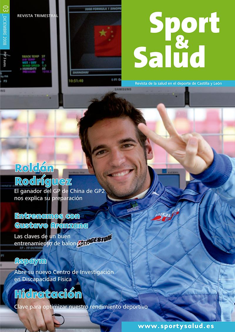 Portada Sport y Salud Nº3