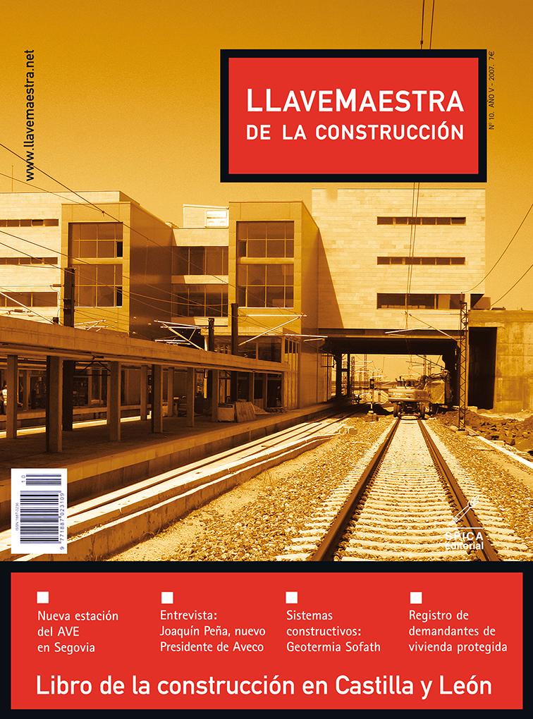 LLavemaestra De La Construcción Nº10